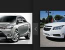 Những mẫu sedan giá mềm dành cho gia đình