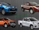 Những mẫu xe bán tải trong mức giá 800 triệu