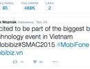 Steve Wozniak hào hứng trước chuyến thăm Việt Nam