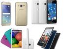 Điểm mặt những smartphone giá rẻ có tích hợp 4G