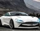 Aston Martin DB11 2016 sẽ sử dụng động cơ V12 mới