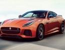 Jaguar F-Type SVR - Mạnh hơn, năng động hơn