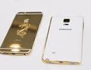 Ngắm loạt smartphone mạ vàng đáng chú ý năm 2015 tại Việt Nam
