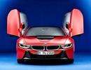 BMW i8 Protonic Red Edition - Siêu xe hybrid đặc biệt cho người Anh