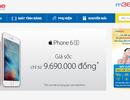 MobiFone công bố giá bán iPhone 6S chính hãng từ 9,7 triệu đồng