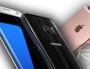 Thử camera của Samsung Galaxy S7 edge và iPhone 6s Plus