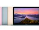 Macbook 12 inch thế hệ mới ra mắt với hiệu suất làm việc cao hơn