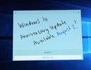 Microsoft công bố ra mắt bản Windows 10 Anniversary Update vào ngày 2/8