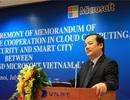 VNPT và Microsoft hỗ trợ CNTT cho Chính phủ và các tổ chức tại Việt Nam