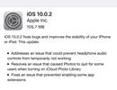 Apple tung bản cập nhật iOS 10.0.2, đã sửa lỗi tai nghe EarPods