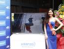 Ra mắt TV màn hình cong 4K đầu tiên do Việt Nam sản xuất