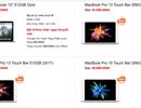 Macbook Pro thế hệ mới có giá chính hãng từ 37 triệu đồng