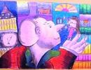 Ngắm tranh vẽ bằng trí tưởng tượng của trẻ em Việt