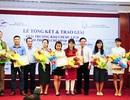 Báo Dân trí đoạt giải báo chí viết về du lịch TPHCM