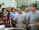 """Phở bình dân, cà phê đá Sài Gòn """"được lòng"""" Thủ tướng Nguyễn Xuân Phúc"""