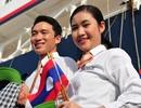Những nụ cười tỏa nắng từ tàu thanh niên Đông Nam Á- Nhật Bản
