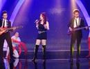 Ba mẹ con Bảo Yến cháy hết mình trong đêm nhạc của nhạc sỹ Quốc Dũng