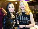 Hà Phương gặp gỡ sao nữ được đề cử Oscar tại buổi tiệc