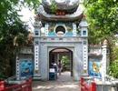 Hà Nội tiến hành tôn tạo di tích đền Ngọc Sơn