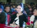 Hoa hậu Ngọc Anh rạng rỡ ở Thanh Hoá