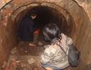 Những bí ẩn của đường hầm xuyên núi sau đền Bà Chúa Kho