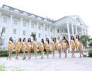 """Ngắm 12 """"chân dài"""" lọt vào chung kết Hoa hậu bản sắc Việt toàn cầu"""