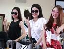 """""""Chân dài"""" đổ bộ về Hoa hậu Bản sắc Việt toàn cầu tại Quy Nhơn"""