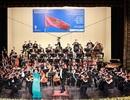 """""""Hòa nhạc Giao hưởng đặc biệt"""" thu hút đông đảo khán giả Thủ đô"""