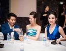 Hoa hậu Thuỳ Lâm lẻ loi, vợ chồng Đan Lê quấn quýt không rời