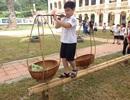 Vui Trung thu với các trò chơi dân gian tại Hoàng thành Thăng Long
