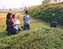 Vợ con, bạn bè tổ chức sinh nhật cho Trần Lập bên phần mộ