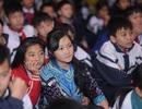 3000 học sinh dân tộc miền núi lần đầu được xem phim chiếu rạp