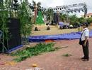 Gấp rút công tác chuẩn bị sân khấu cho đêm kỷ niệm 250 năm ngày sinh Đại thi hào Nguyễn Du