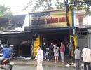 Cháy lớn trong đêm thiêu rụi 5 ki-ốt