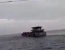 Xác minh thông tin tàu xả hàng trăm tấn chất thải xuống biển Vũng Áng