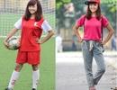 Ngắm vẻ đẹp của thí sinh Hoa khôi bóng đá nữ sinh viên Hà Nội 2014