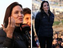 Angelina Jolie đến Iraq thăm những nạn nhân của phiến quân IS