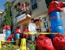 Bệnh dịch Ebola trở thành chủ đề của Halloween gây bức xúc dư luận