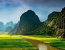 Chiêm ngưỡng vẻ đẹp phong cảnh thiên nhiên kỳ ảo của Tràng An