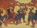 """Bảo vật quốc gia """"Kết nạp Đảng ở Điện Biên Phủ"""" của Nguyễn Sáng"""