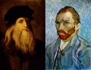 Phát hiện tranh của Leonardo Da Vinci trong... tranh Van Gogh