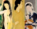 """Những bức tranh Việt làm """"say lòng"""" thế giới"""