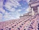 """Thánh đường bị... 1.000 bức ảnh gợi cảm """"tấn công"""""""