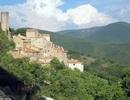 Rao bán ngôi làng cổ sản sinh ra món mì Ý