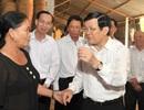 Chủ tịch nước thăm nông dân quê hương đất thép thành đồng