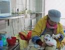Trẻ 1 tháng tuổi viêm phổi sau tắm đúng đợt rét kỷ lục