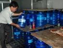 Hà Nội: Hàng loạt cơ sở sản xuất nước uống đóng chai không đạt chuẩn