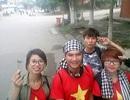 Chàng trai 9x đi bộ xuyên Việt vận động hiến tạng