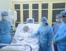 Nữ quân nhân vừa được ghép thận nguyện hiến xác cho y học