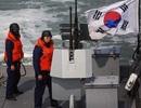 Hàn Quốc bắn cảnh cáo tàu tuần tra của Trung Quốc ở Hoàng Hải